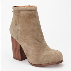 "Jeffrey Campbell ""Rumble"" Suede Boot"